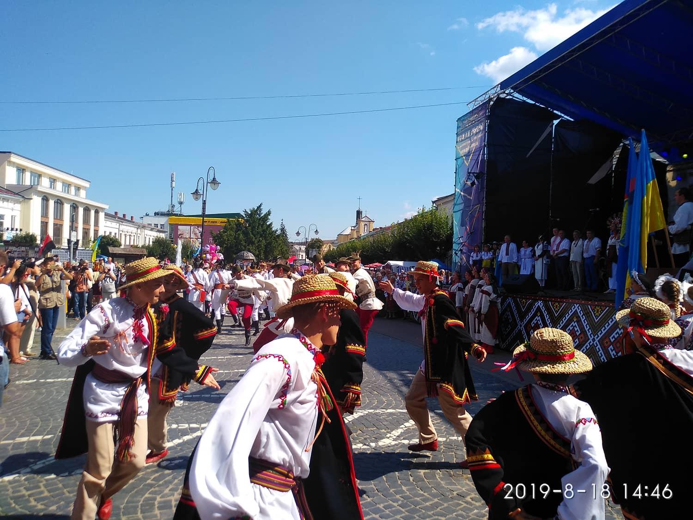"""Коломия передає Тлумачу естафету фестивалю """"Покутські джерела"""" 10"""