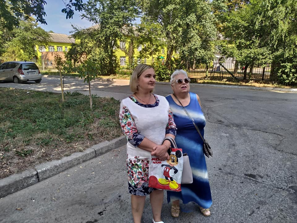 """На """"Китайській стіні"""" у Франківську відкрили мурал 6"""