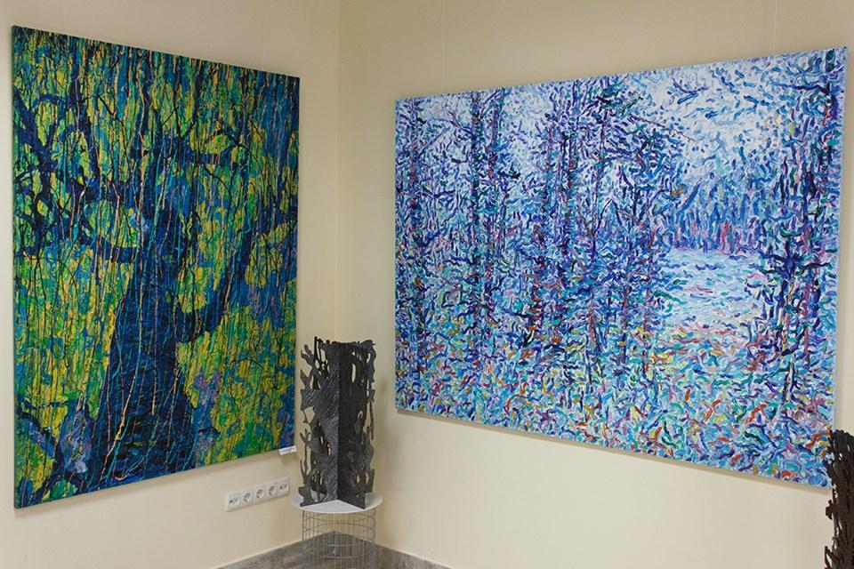 У Центрі сучасного мистецтва Франківська відкрили атмосферний артпроєкт Сергія Кірілова 3
