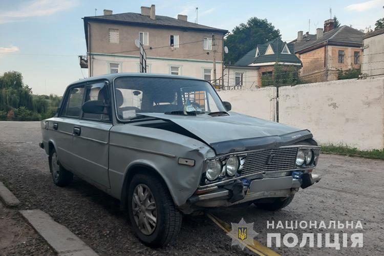 В аварії на Тернопільщині травмувалися мешканки Франківщини 4