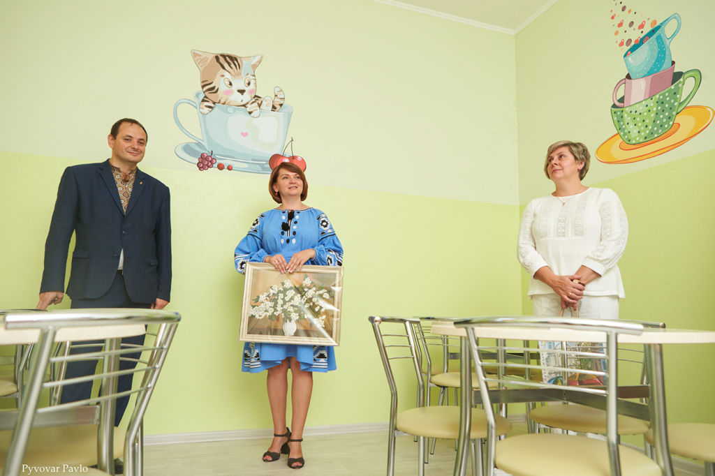 У Франківську відкрили оновлене інфекційне відділення дитячої лікарні 3