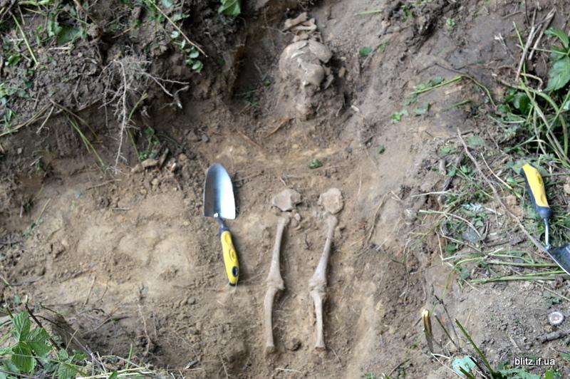 У Галицькому районі знайшли масове поховання жертв репресій 5