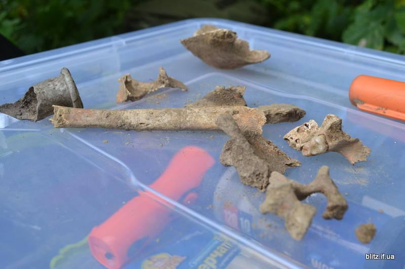 У Галицькому районі знайшли масове поховання жертв репресій 12