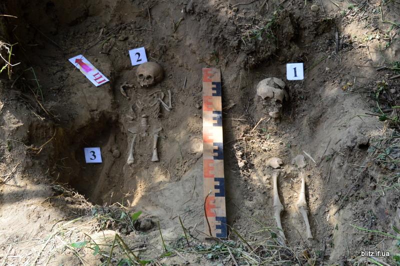 У Галицькому районі знайшли масове поховання жертв репресій 9