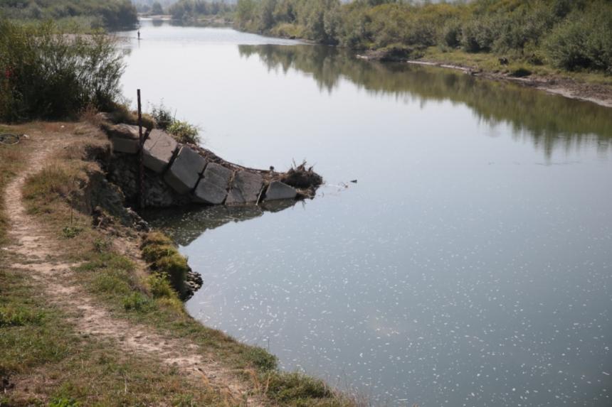 На сьогодні ситуація із берегоукріпленнями на гірських річках області є критичною, – Денис Шмигаль 2