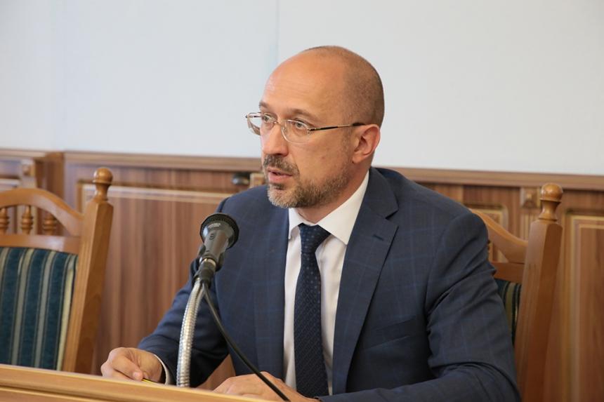 """Денис Шмигаль оголосив на Прикарпатті """"місячник доступності"""" 1"""