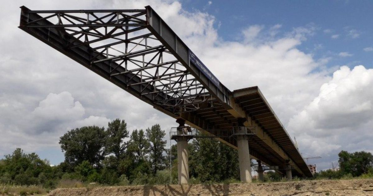 Ціна будівництва моста на Пасічну зросла на майже 600 мільйонів гривень