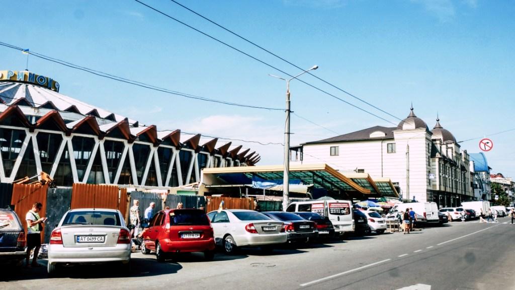 У пошуках архітектурної цінності центрального ринку Івано-Франківська 34