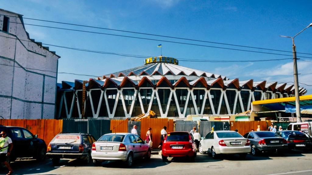 У пошуках архітектурної цінності центрального ринку Івано-Франківська 32