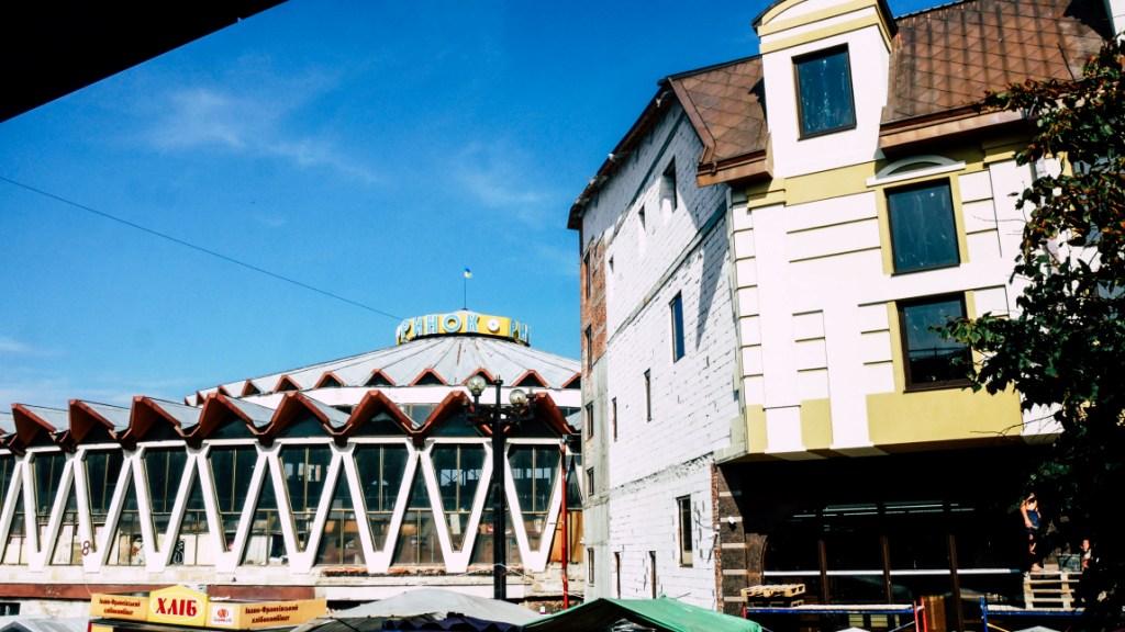 У пошуках архітектурної цінності центрального ринку Івано-Франківська 20