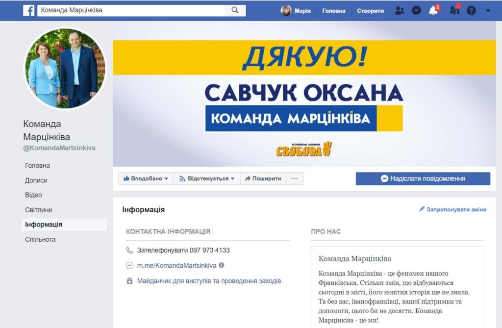 """Громадську організацію """"Команда Марцінківа"""" зареєстрували на Коломийщині 2"""