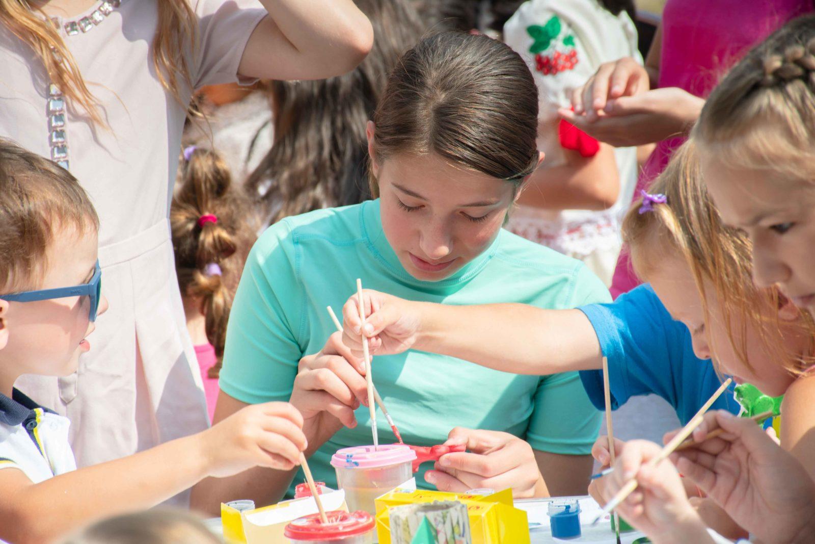 Центр туризму і краєзнавства: після 10-річної перерви на Набережній відкрили дитячий клуб 3
