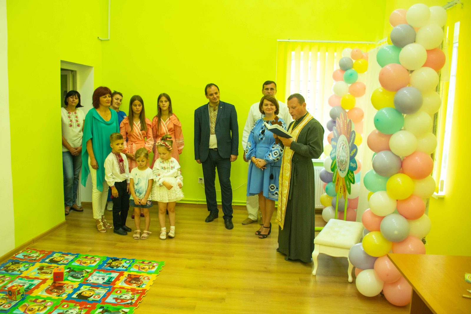 Центр туризму і краєзнавства: після 10-річної перерви на Набережній відкрили дитячий клуб 9
