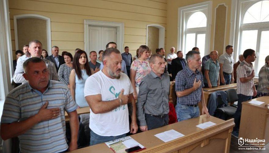 Зіновій Андрійович склав повноваження міського голови Надвірної 4