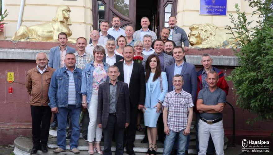 Зіновій Андрійович склав повноваження міського голови Надвірної 2