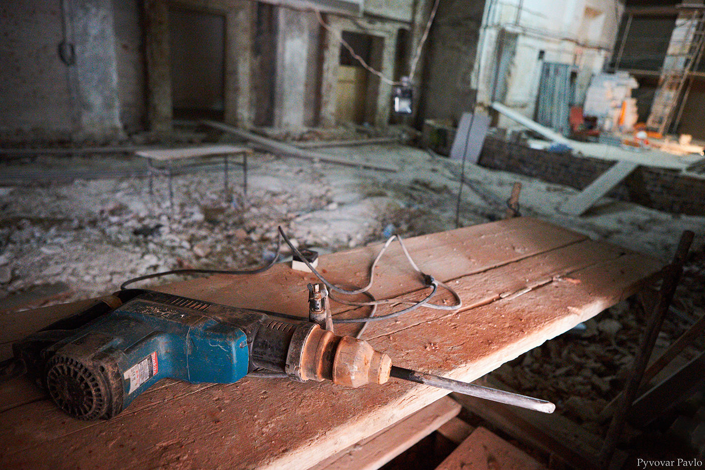 У Франківську триває ремонт Центрального народного дому 4