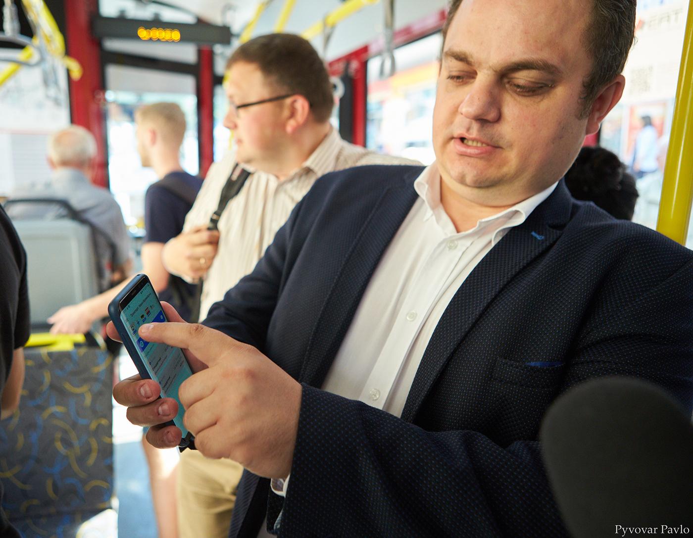 У Франківську ввели новий спосіб оплати за проїзд 8