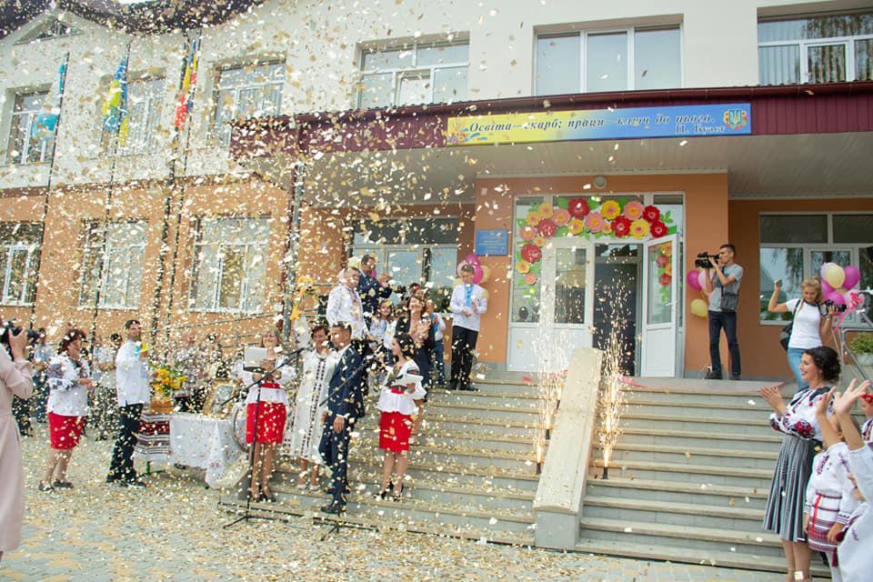 У Хриплині відкрили новозбудовану школу 4