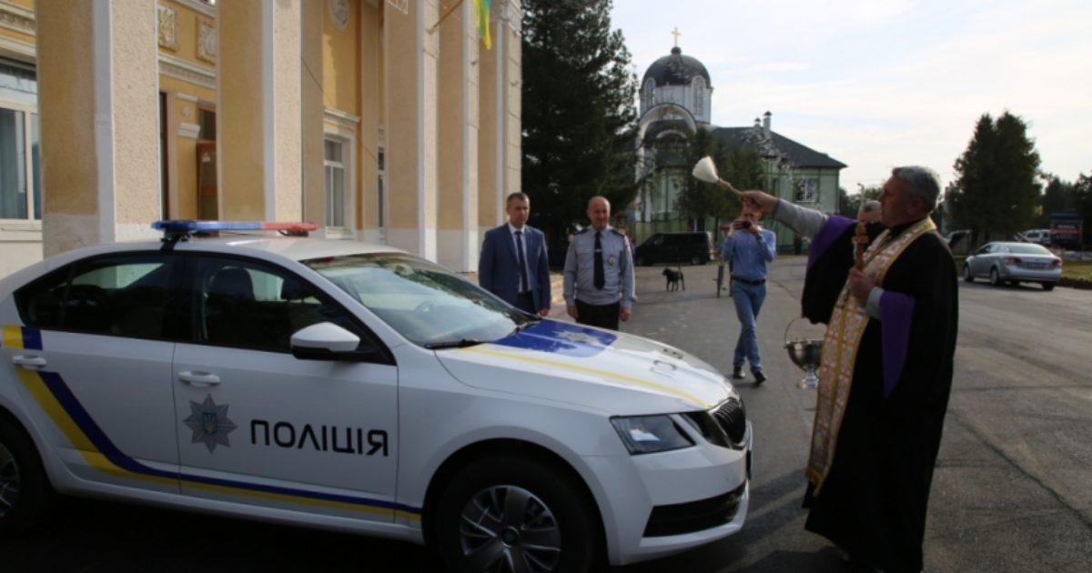 У Брошнів-Осаді відкрили поліцейську станцію (відеосюжет)