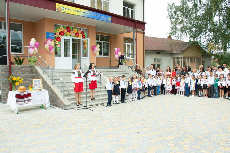 У Хриплині відкрили новозбудовану школу 1