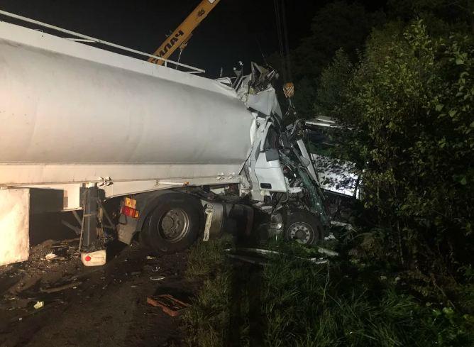 Автобус Житомир – Яремче потрапив в жахливу ДТП: 9 людей загинули 2