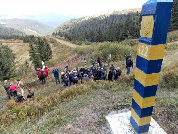 На горі Копілаш: у Карпатах делегації Франківщини та повіту Марамуреш підписали резолюцію про пункт пропуску 2