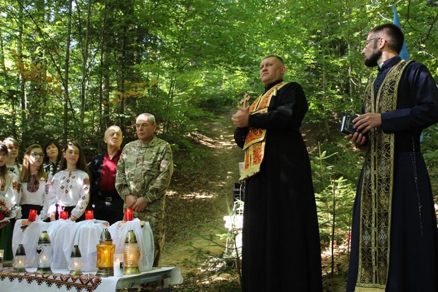Відбудували криївку УПА, яка найдовше трималась на Косівщині 2