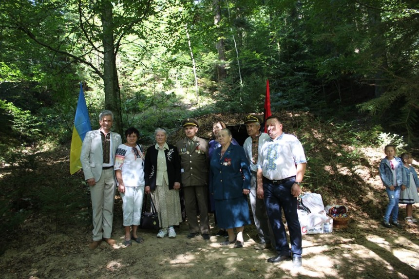 Відбудували криївку УПА, яка найдовше трималась на Косівщині 4