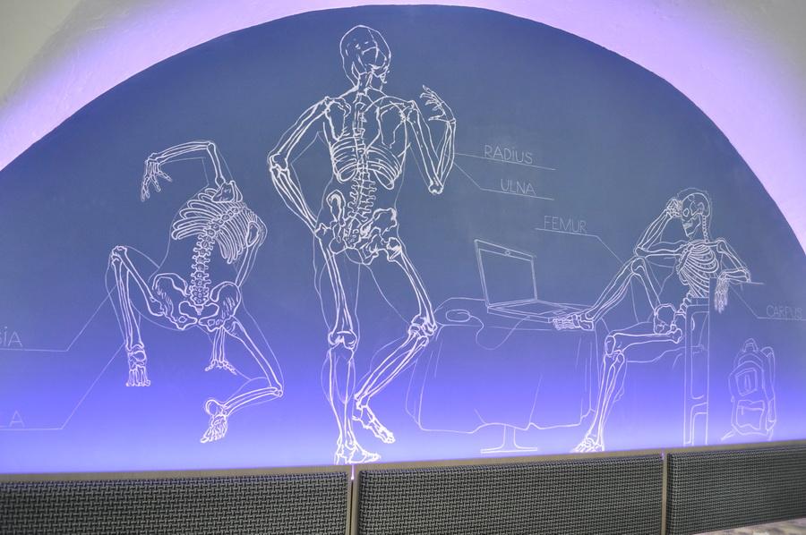 """У Франківську відкрили студентський простір для майбутніх медиків """"Академка"""" 12"""