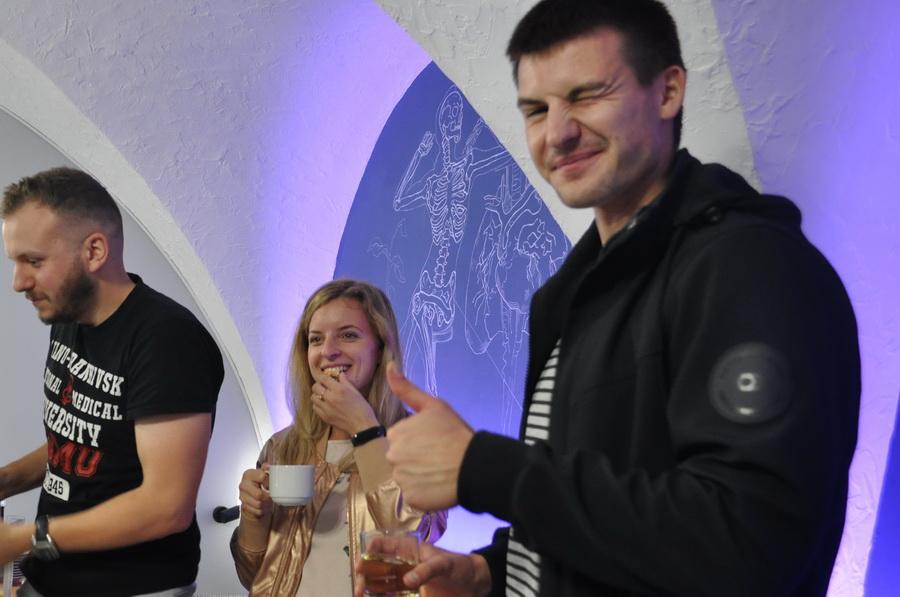 """У Франківську відкрили студентський простір для майбутніх медиків """"Академка"""" 18"""