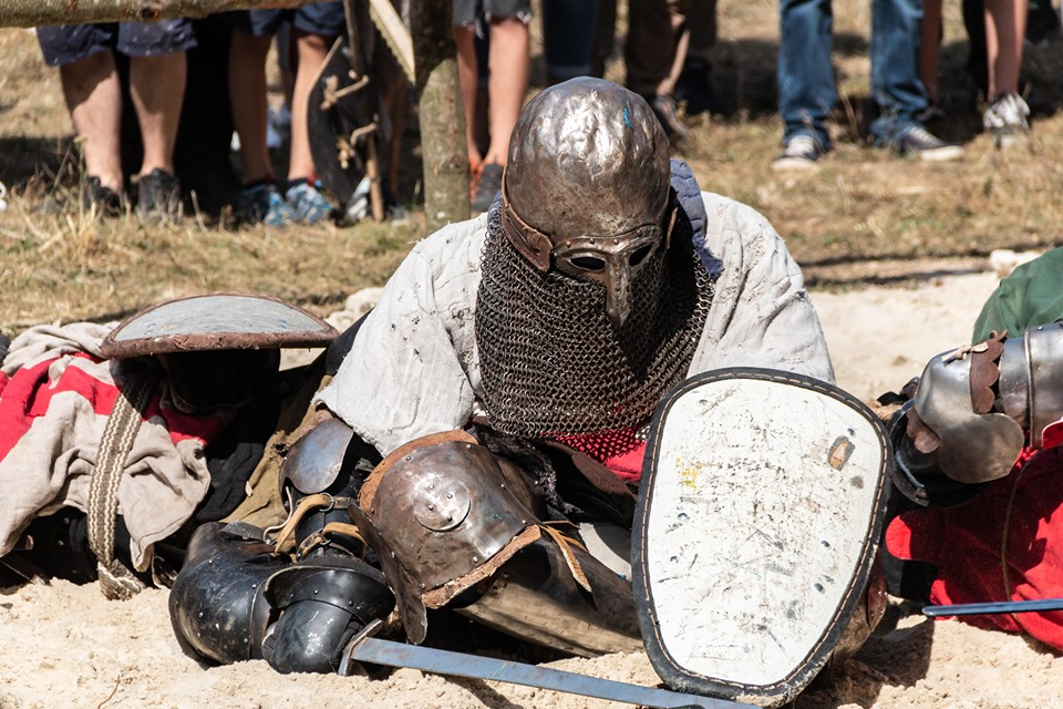 """Бої лицарів, Ремарк і польоти на кулях – чим вразив фестиваль """"Галицьке лицарство"""" 8"""