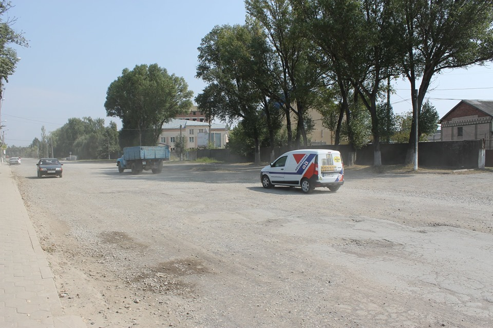 У Франківську розпочали ремонт вулиці Автоливмашівська 2