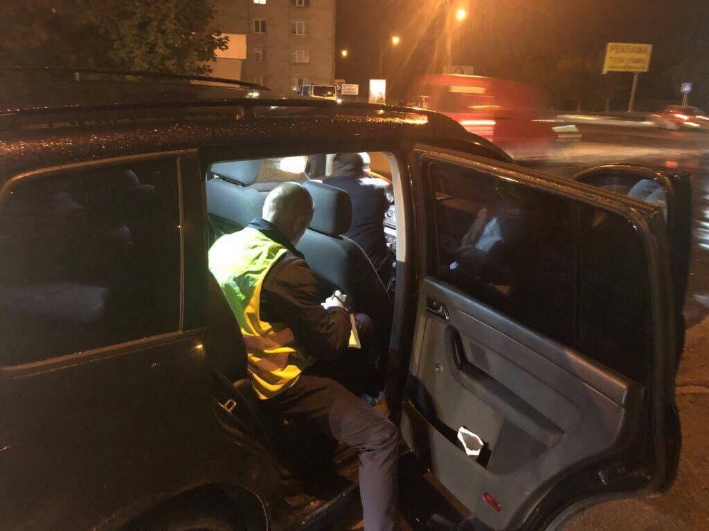 У Франківську поліція перехопила викрадений в Галичі Volkswagen 1