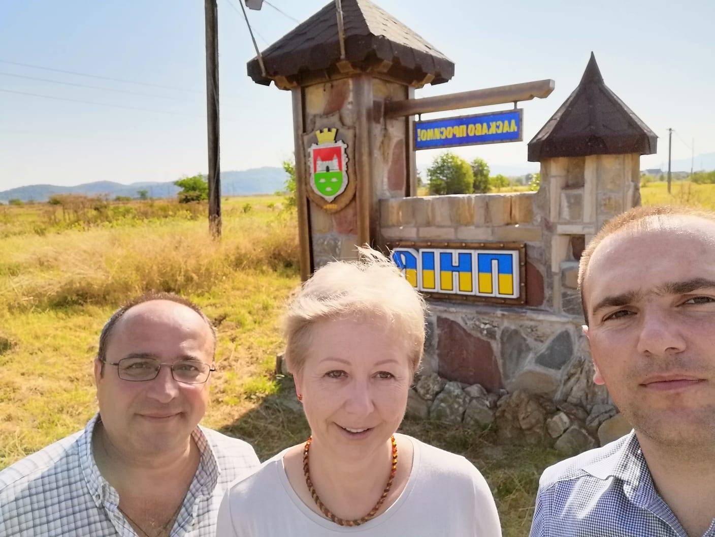 На шляху розвитку громади: у селі Пнів на Надвірнянщині побувала економічний експерт з Латвії 4