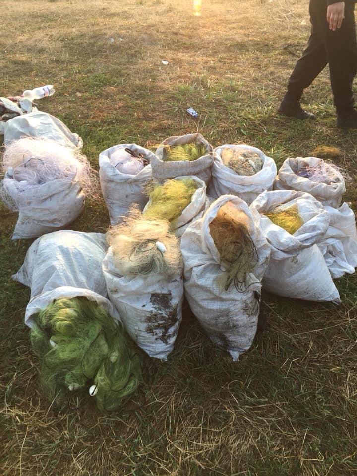 На Бурштинському водосховищі викрили браконьєрів з 84 кілограмами риби 6