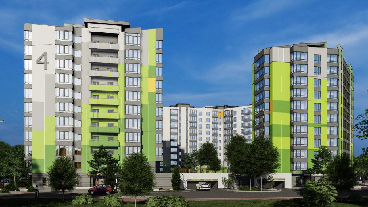 Івано-франківська будівельна компанія «МЖК Експрес-24» визнана однією з найкращих в Україні 4