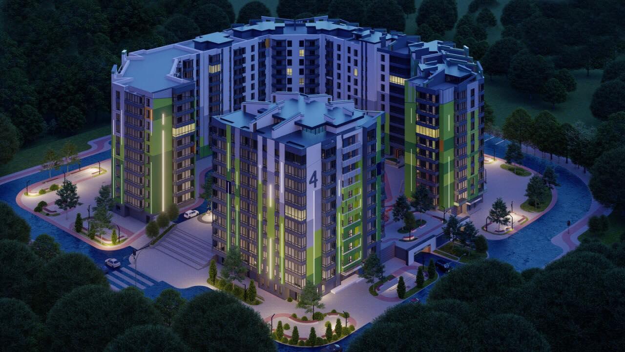 Івано-франківська будівельна компанія «МЖК Експрес-24» визнана однією з найкращих в Україні 6