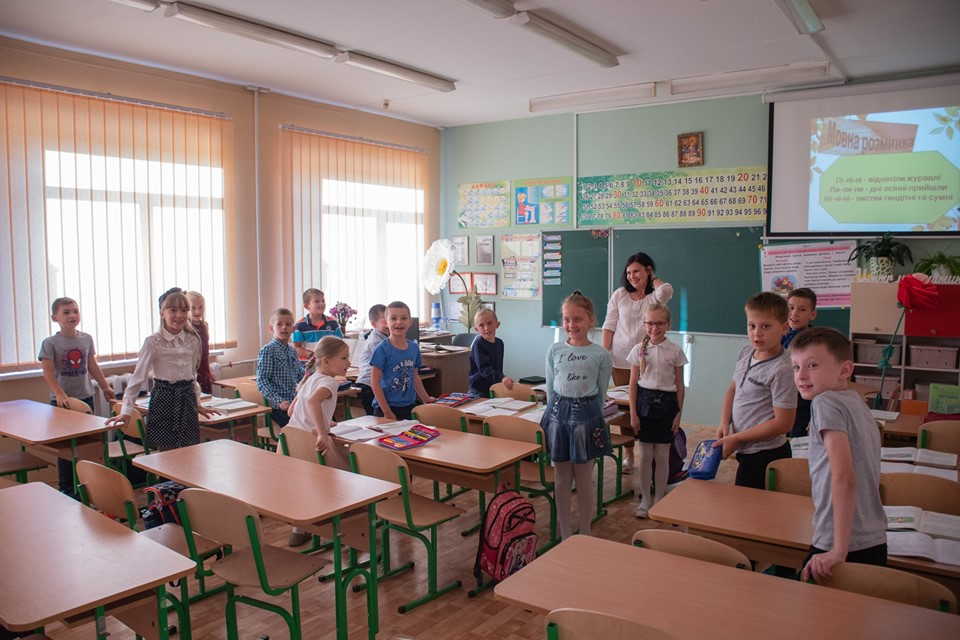 """""""Чорна п'ятниця"""": Марцінків інспектував Опришівці і """"зірвав"""" урок 5"""