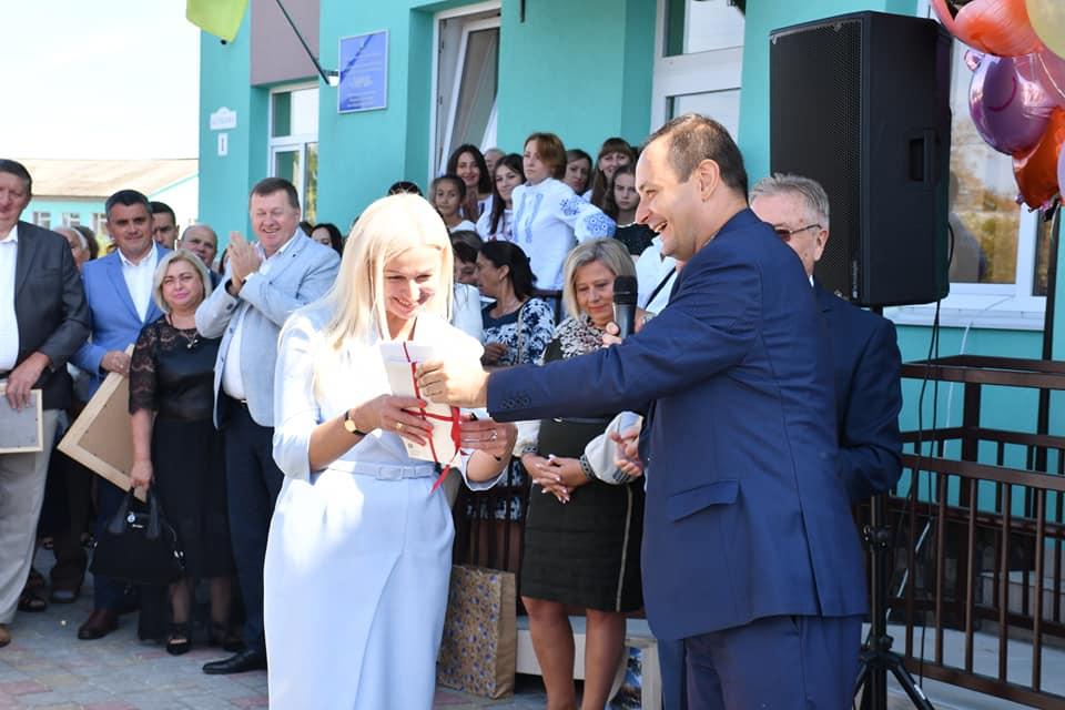У Чернієві відкрили дитячий садок 1