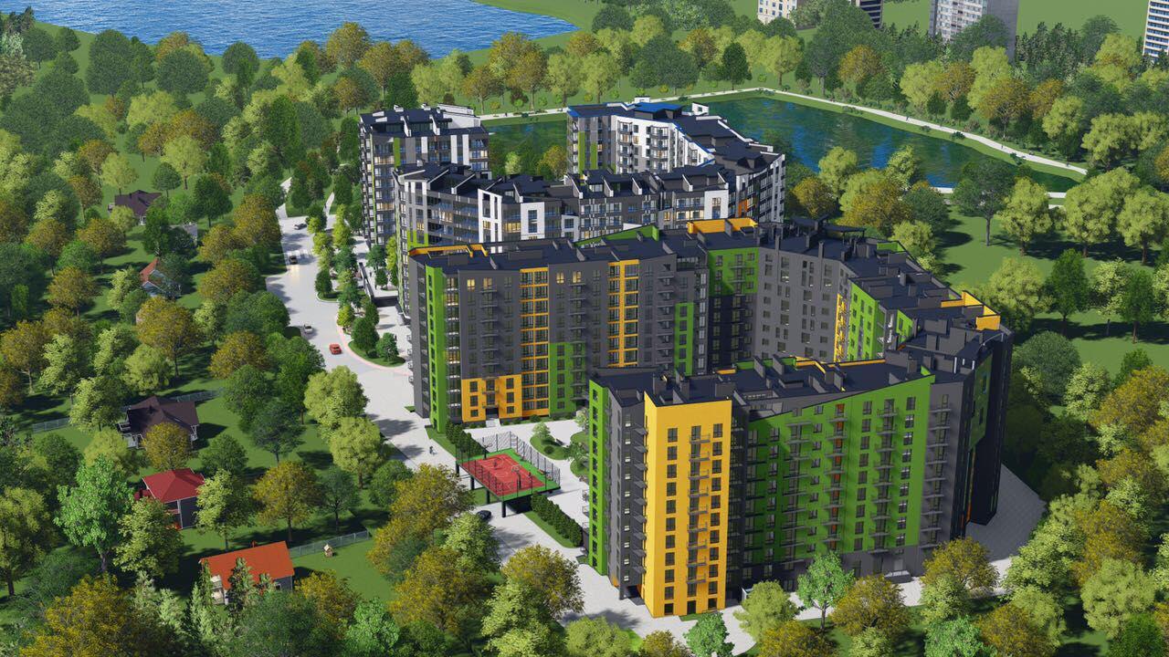 Івано-франківська будівельна компанія «МЖК Експрес-24» визнана однією з найкращих в Україні 12