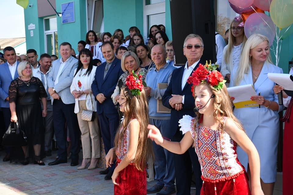 У Чернієві відкрили дитячий садок 2