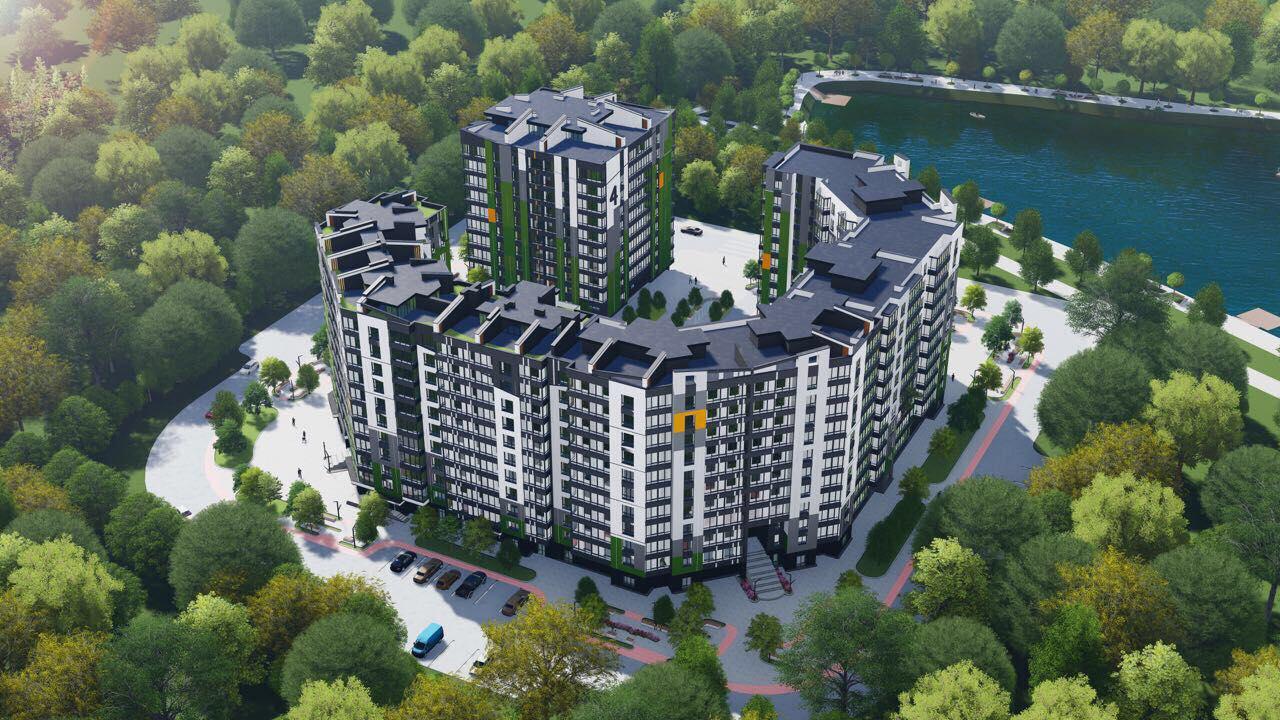 Івано-франківська будівельна компанія «МЖК Експрес-24» визнана однією з найкращих в Україні 14