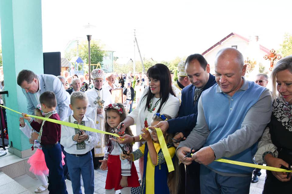 У Чернієві відкрили дитячий садок 4