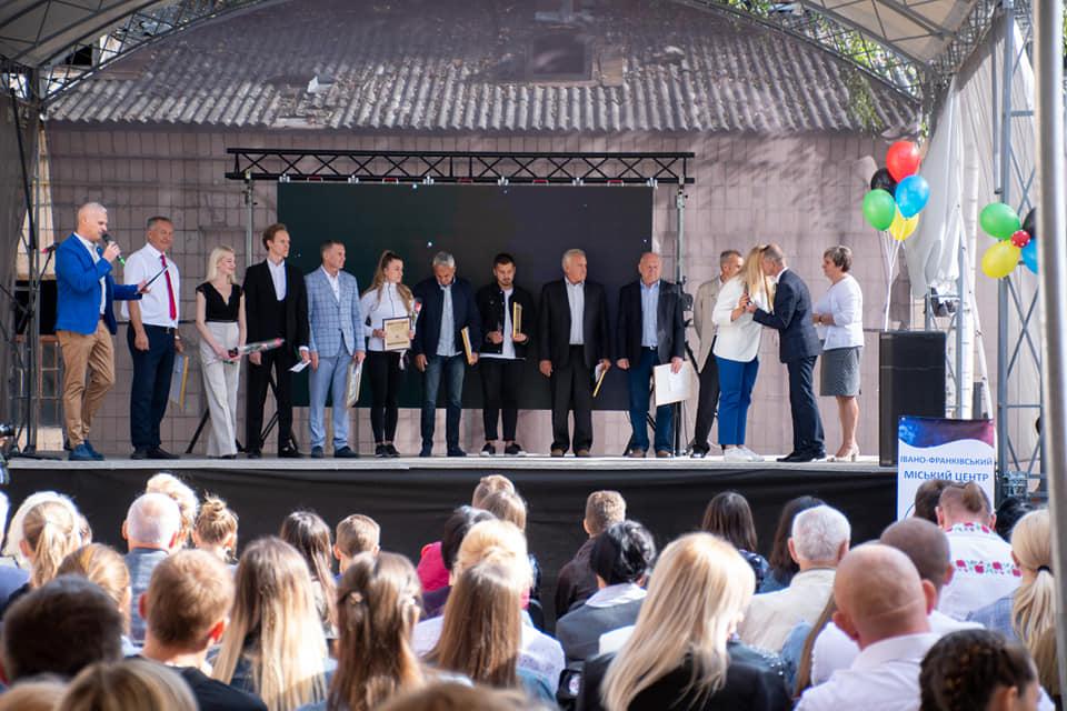 В Івано-Франківську відсвяткували День фізичної культури і спорту України 6