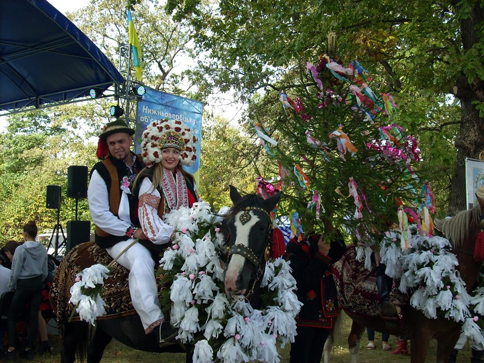 На Коломийщині відгуляли «Гуцульське весілля» 2