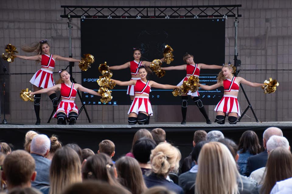В Івано-Франківську відсвяткували День фізичної культури і спорту України 12