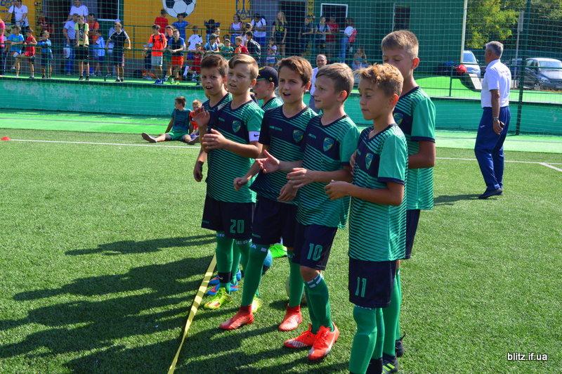 """У Франківську стартував футбольний турнір """"Грають всі"""" 10"""