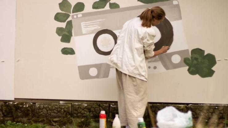 Ремонтуємо, малюємо й комунікуємо: як волонтери БУРу змінювали Надвірну 18