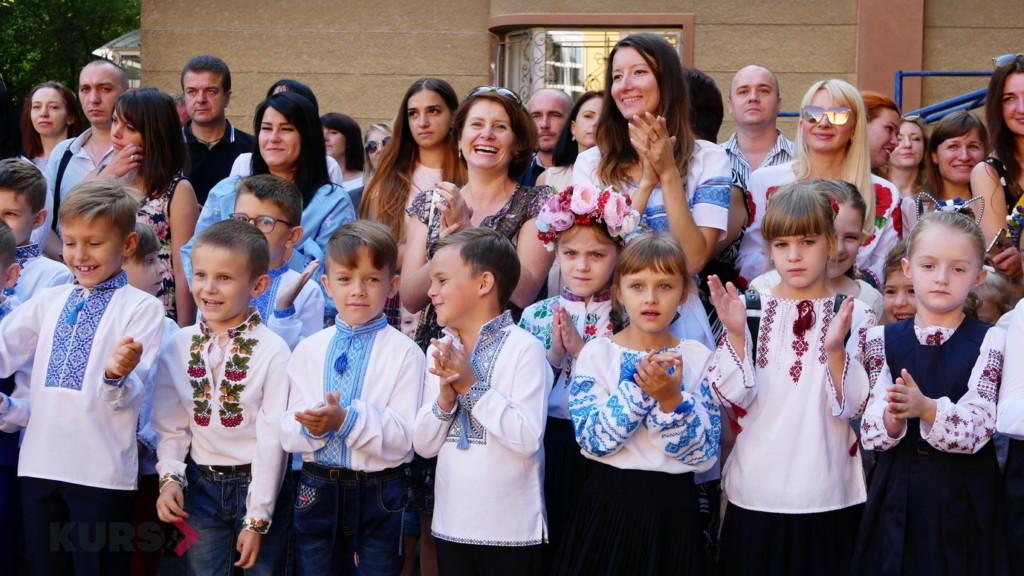 У школах Івано-Франківська пролунав перший дзвоник 5