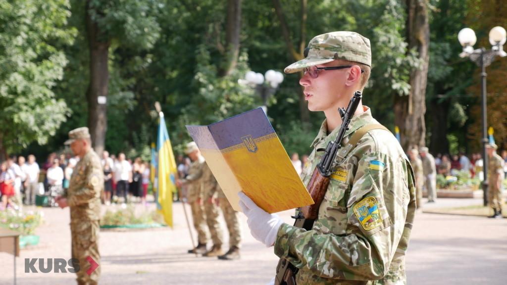 Випускники військової кафедри ПНУ ім. В. Стефаника урочисто склали присягу 5